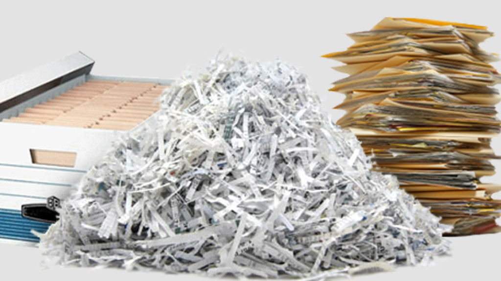 Ship and Document Shredding